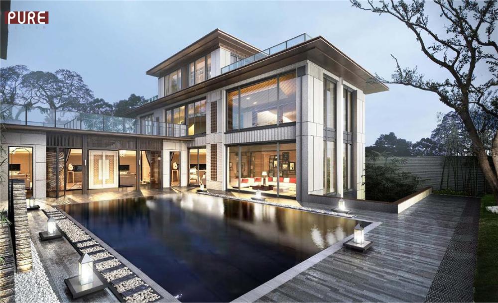 Best Villa 3d Design Bali Floor Plan 2 Storey Single Detached House Buy Best Villa 3d Design Bali Villa Design Floor Plan 2 Storey Single Detached House Design Product On Alibaba Com