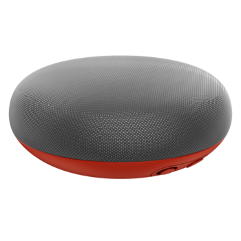 wifi <strong>mini</strong> round smart speaker system alexa voice control speaker