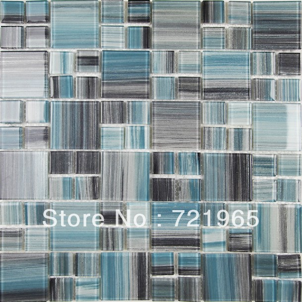 Pool Bathroom Colors: Glass Mosaic For Swimming Pool Tile CGMT098 Deco Mesh