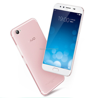 Best selling items mobile phone shell for vivo x9 ultra thin transparent crystal tpu case cover for vivo x9
