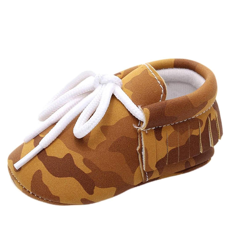 Get Quotations · Fabal Baby Girl Boys Camouflage Frenulum Fashion Shoes  Sneaker Anti-slip Soft Shoes e2502149eb17
