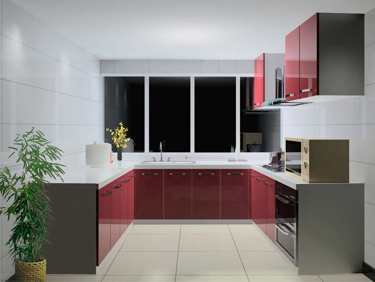 Kitchen Cabinets Manufacturers Italian Furniture Made In China ...