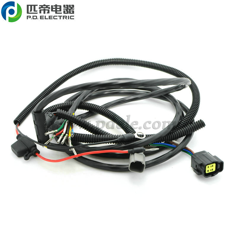 Pd Electric Automotive Wiring Harness(loom) And Wire Assembly For ...