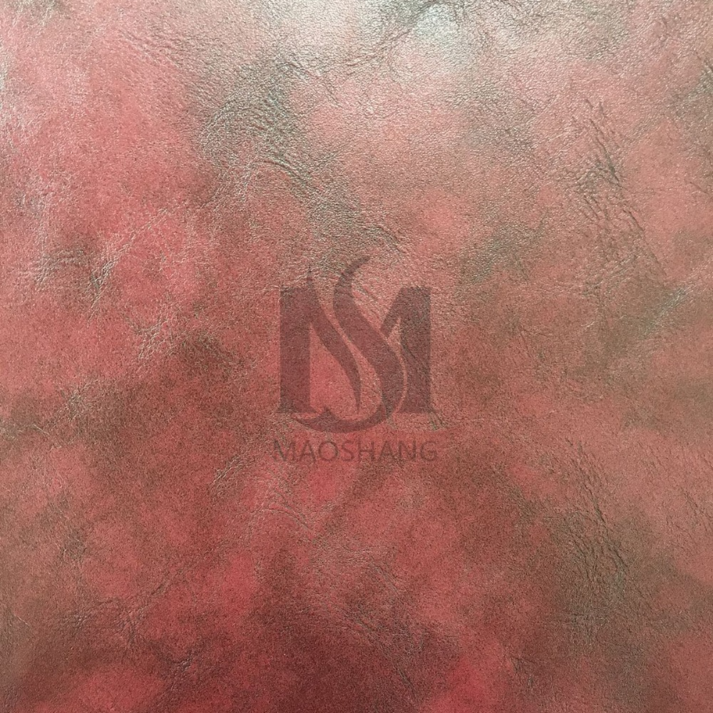 embossing PU leather for shoes bags