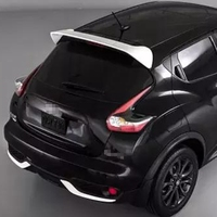 ABS Plastic Rear Trunk Boot Lip Wing Spoiler For Nissan Juke 08-14