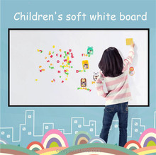 Selling Imported PET film Children's graffiti whiteboard Soft whiteboard Magnetic whiteboard