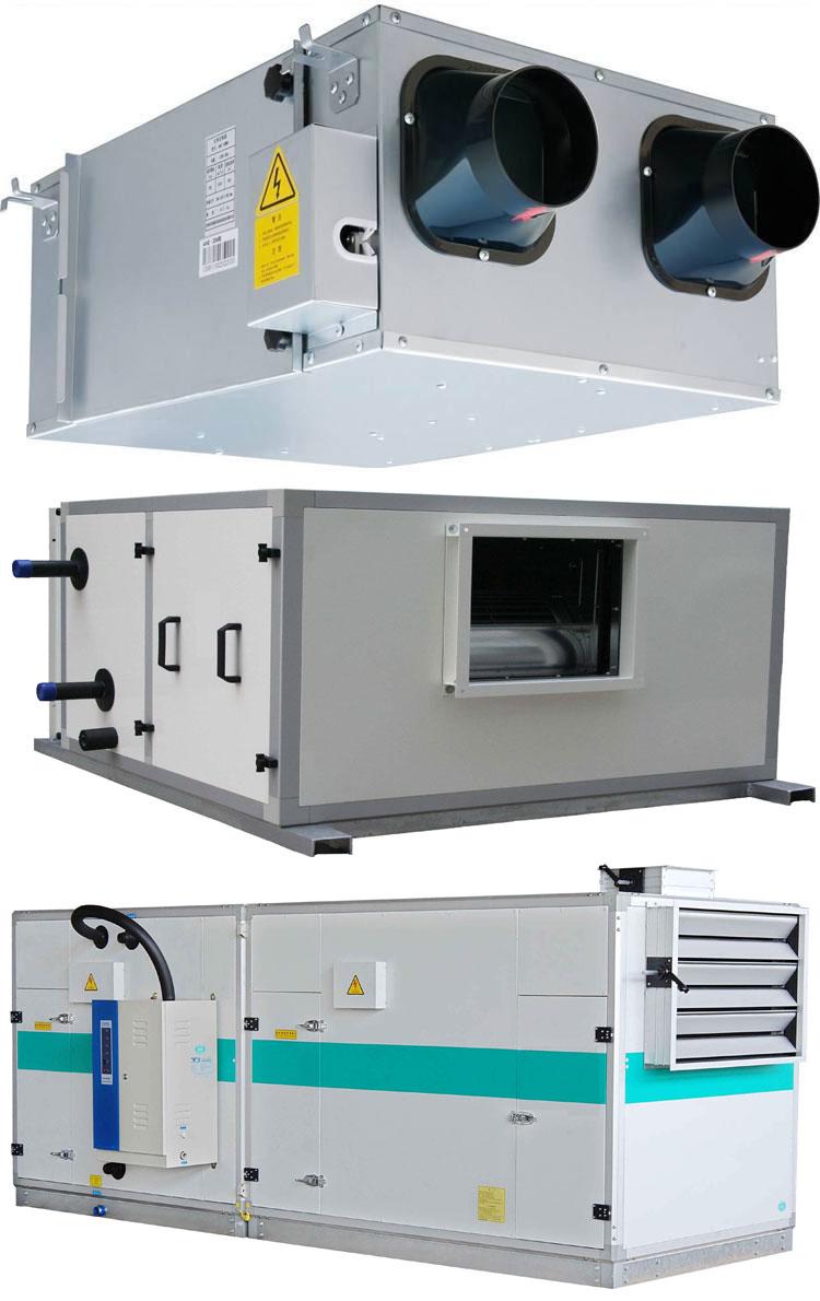 Hoge kwaliteit verse lucht ventilator twee side druk vormgeven warmteterugwinning element core