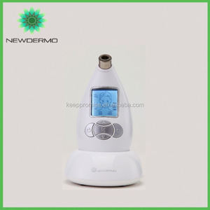 Facial resurfacing acne scar removal diamond microdermabrasion machine filters