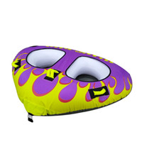 2 person Inflatable Flying water ski Boat Fish Tube