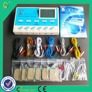 Chinese Hot Sale Potable Nerve and Pain Relief Muscle for Sleeping Help Electric Acupuncture Stimulators Devices