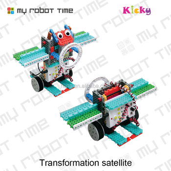 Kicky Senior Kindergarten robotic educational toys models, View robotic  educational toys, MRT Product Details from My Robot Time (SZ) Co , Ltd  on