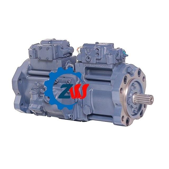 EC210/200/240 main pump kawasaki K3V112DT hydraulic pump
