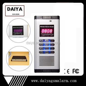 Daiya 2016 New Hot Apartment Intercom System For 200 Houses ...