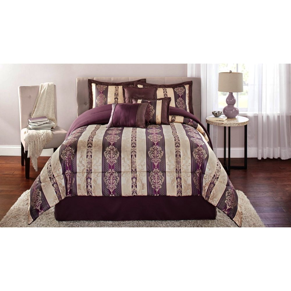 Get Quotations Bed Linens Essential 7 Piece Set In King Size Home Bedding For Bedroom