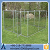 Dogs use various useful steel welded dog kennels cages/ black chain link dog kennel with best price