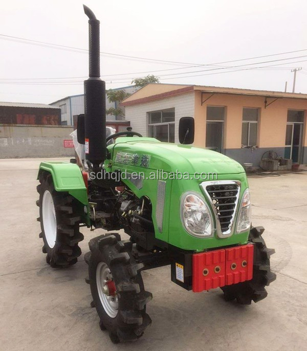new model cheap price 24hp 4WD small farm tractor