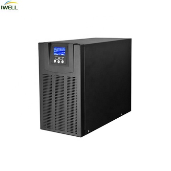 1KVA 2KVA 3KVA 6KVA 10kva transfer time 0ms High Quality No Break online UPS for office
