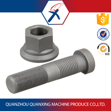 wheel bolt with nut for actor truck