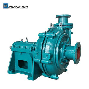 Coal ash and slag customize centrifugal slurry pump series of ZJ industry mining pump
