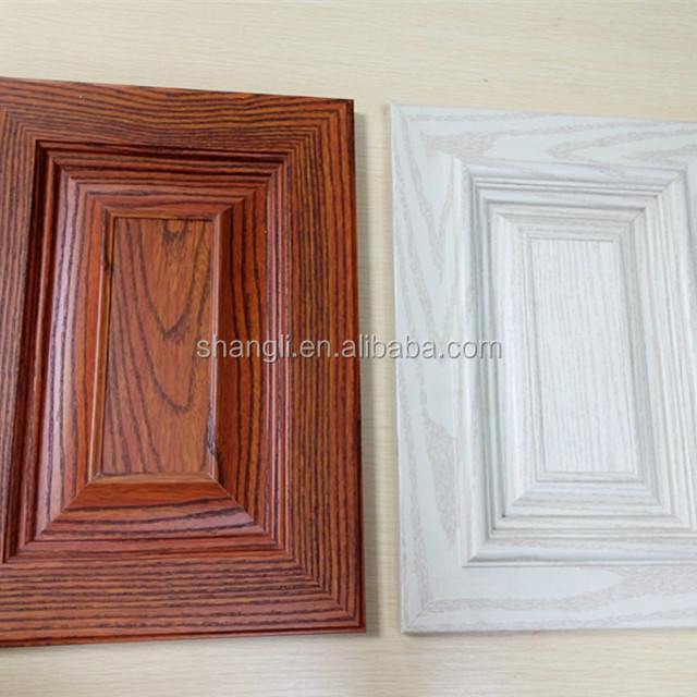 Quality Chinese products aluminium cabinet wood grain door decorative white melamine & Buy Cheap China wood grain white door Products Find China wood ... Pezcame.Com