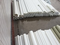 china manufacture glass fiber reinforced polypropylene pipe pp plastic hoses pipe