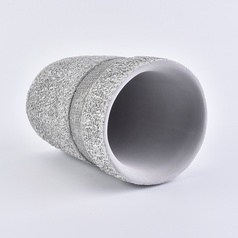 new arrived home deco  concrete tumbler