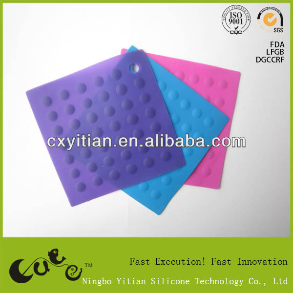 heat resistant /nonstick/ Silicone baking mat /silicone place mat