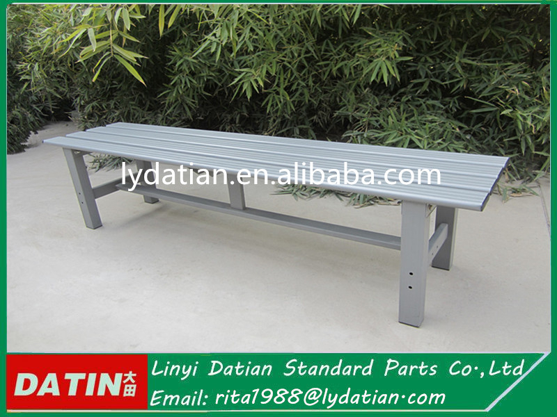 Metal Backless Park Bench, Metal Backless Park Bench Suppliers And  Manufacturers At Alibaba.com