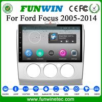 Funwin Android 4.4.2 car dvd 1080p for Ford Focus android 2012 2013 2014 Wifi&3G
