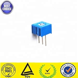3362U Trimmer sichuan single-turn 2k ohms potentiometer