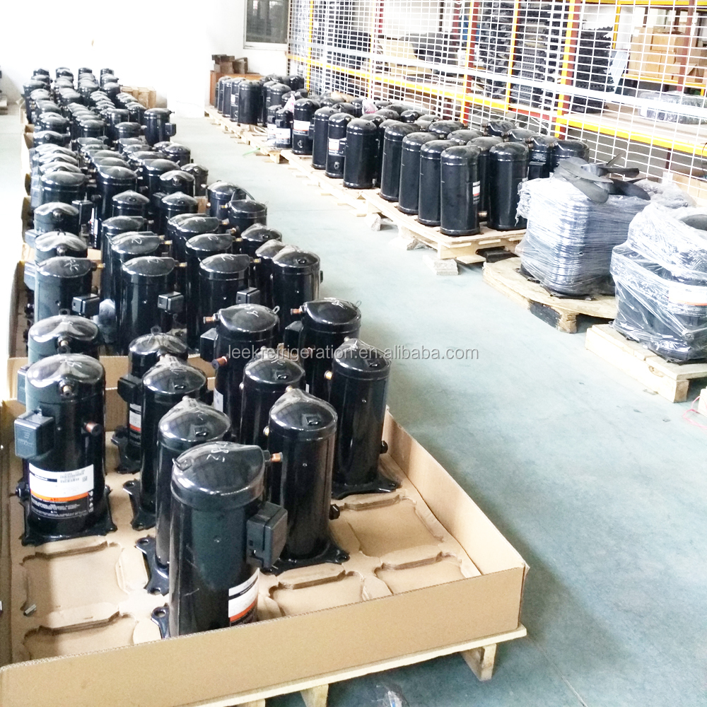 LKPG series air cooled R404a compressor condensing unit