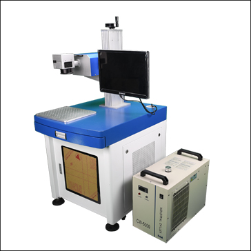 China Manufacture 30w High Frequency For Metal Watches Portable Pigeon Ring Marking Mopa Fiber Laser Printing Machine