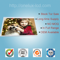 OEM 7 inch 800*480 customized high brightness replacement lcd screen