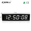 [Ganxin] 2.3'' 6 Digits Customized Led Digital Decorative Wall Clock with Count Up/Countdown
