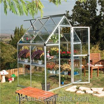 Venta al por mayor invernaderos de vidrio venta compre for Invernaderos para jardin