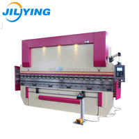 WC67YK series channel bending CNC hydraulic Press brake machine price