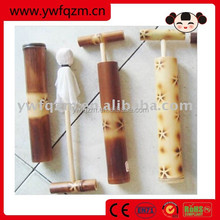 Hot Selling Small bamboo water gun Toy