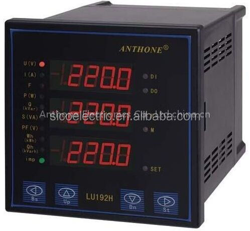 LU-192 Multi-function Intelligent Power Meter Qingdao Sico