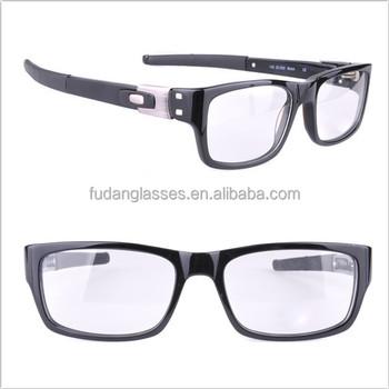 Classical Optical Glasses Frame Muffler 22-202 Black Best Eyeglass ...