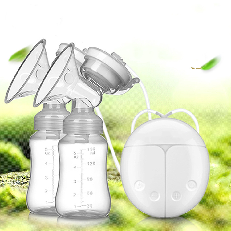 Food Grade Personalized BPA Free Single Electric Double Breast Pump