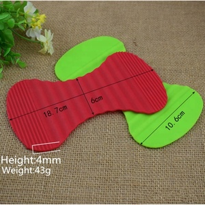 Non-slip High Temperature larger Silicone Insulation Pad / Tableware Placemat / Coaster Cup Mat