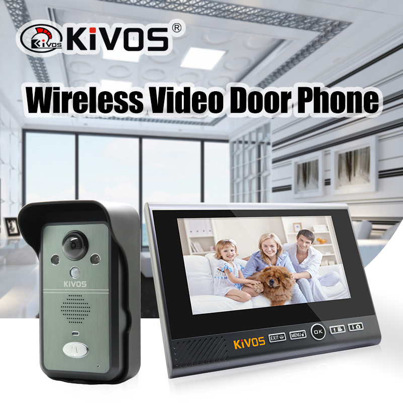 Smart home system surveillance cameras for home security camera system outdoor color video door phone intercom
