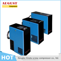 AUGUST Compressor with refrigerated compressed air dryer