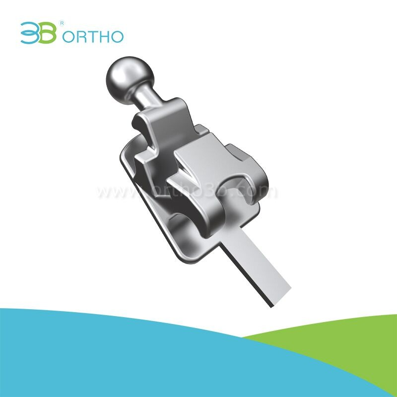 3B Orthodontics brackets manufacturer new design lingual brackets