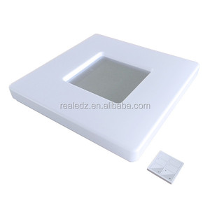 Round Square for option coloful led panel led ceiling light 50w recessed led panel dimmable square 50w led panel