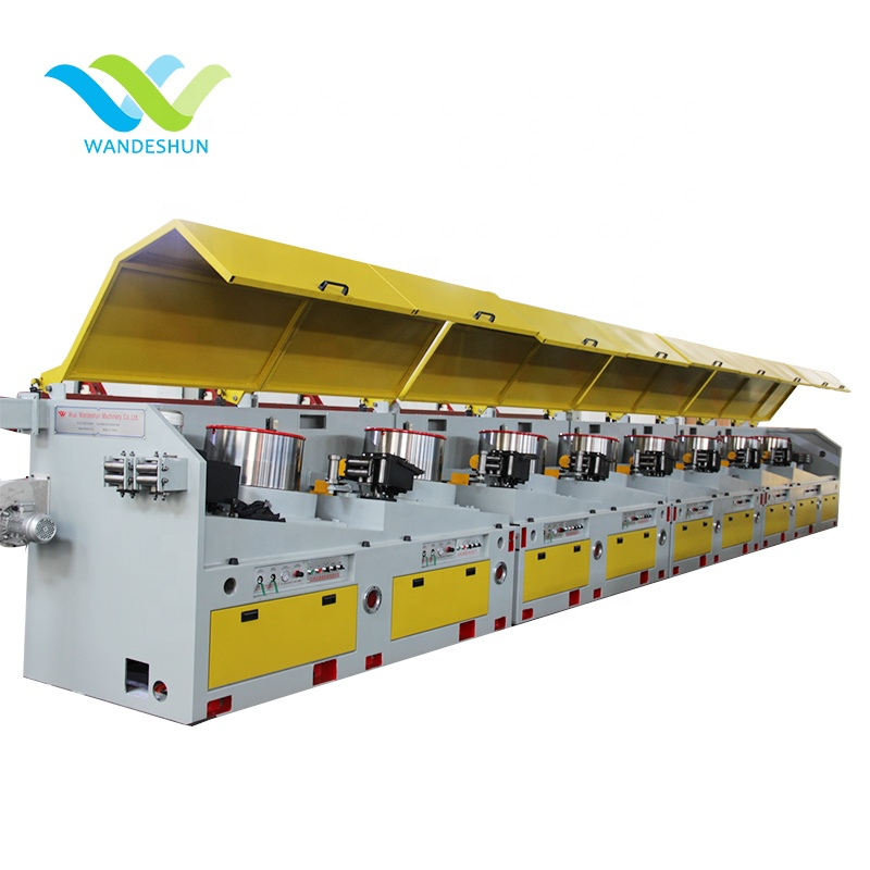 Factory Direct \ % Sale! 무석 (无锡 wandeshun 새 stainless steel wire drawing machine/Wire drawing production 선