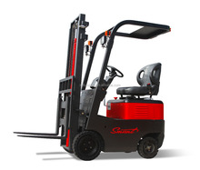CPD007 Shandong Tuishan Counter Balanced Electric Forklift