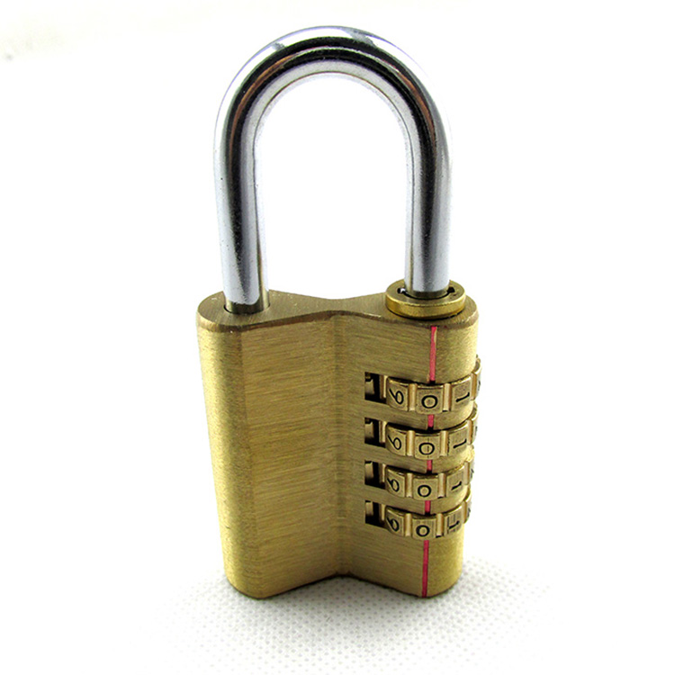factory direct selling brass padlock combination safety lock for lockers