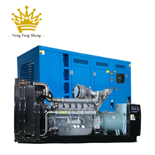 High Power 640KW 800KVA 230V Quiet Diesel Generator For Sale