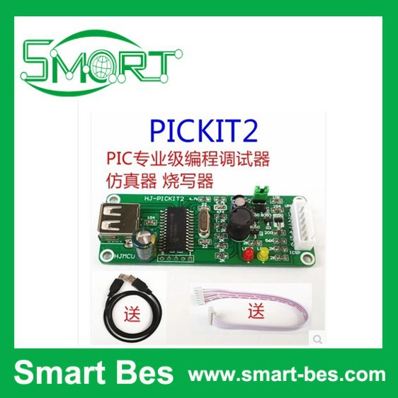 Smart Electronics~pickit2 Simulators Pickit2 Burning Device Pic Programmer  ( Send All Kinds Of Software + Video Tutorial) - Buy Pic Microcontroller